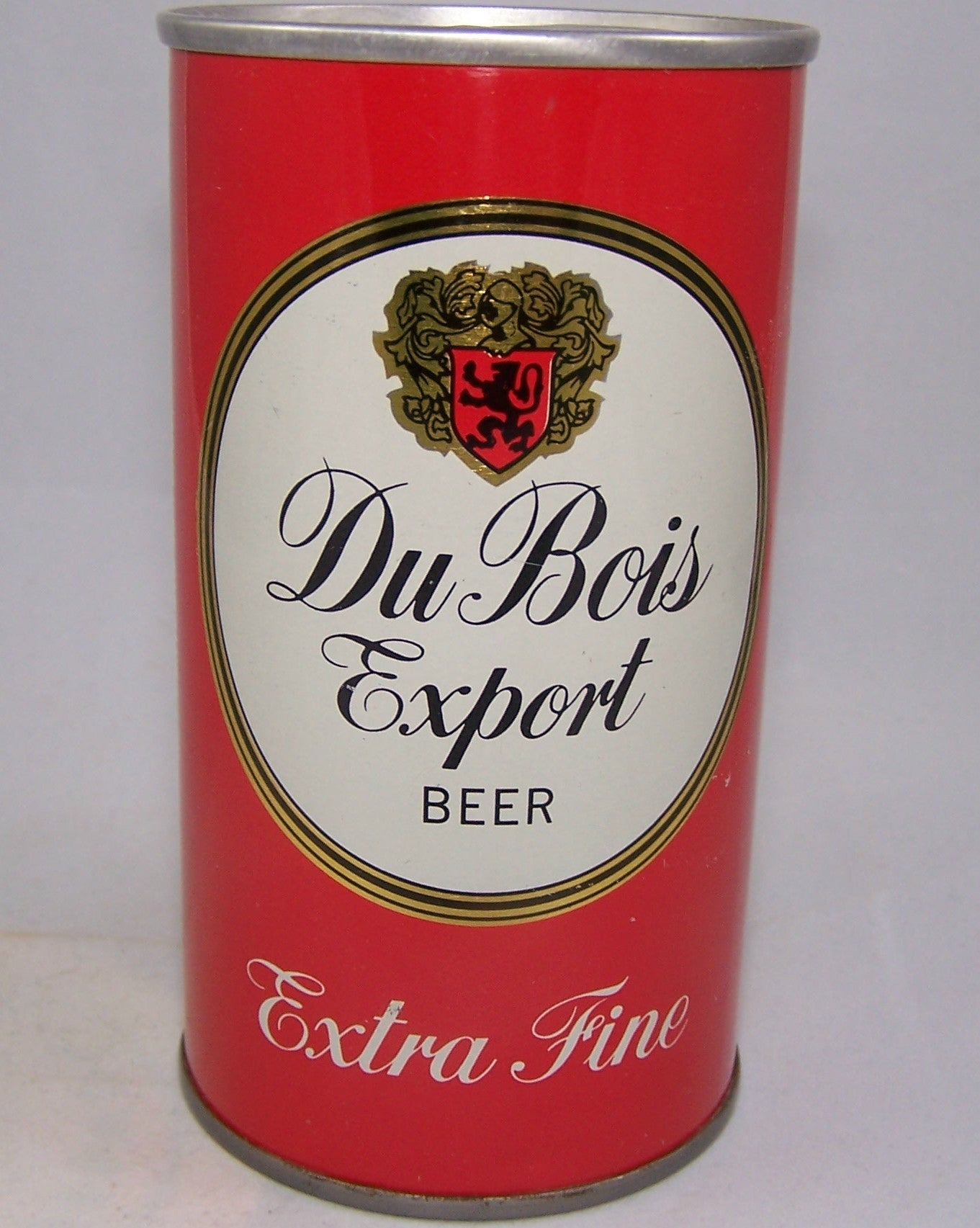 Du Bois Export Beer (Enamel) USBC II like 60-03 N.L Grade 1/1+ Sold on 10/25/15
