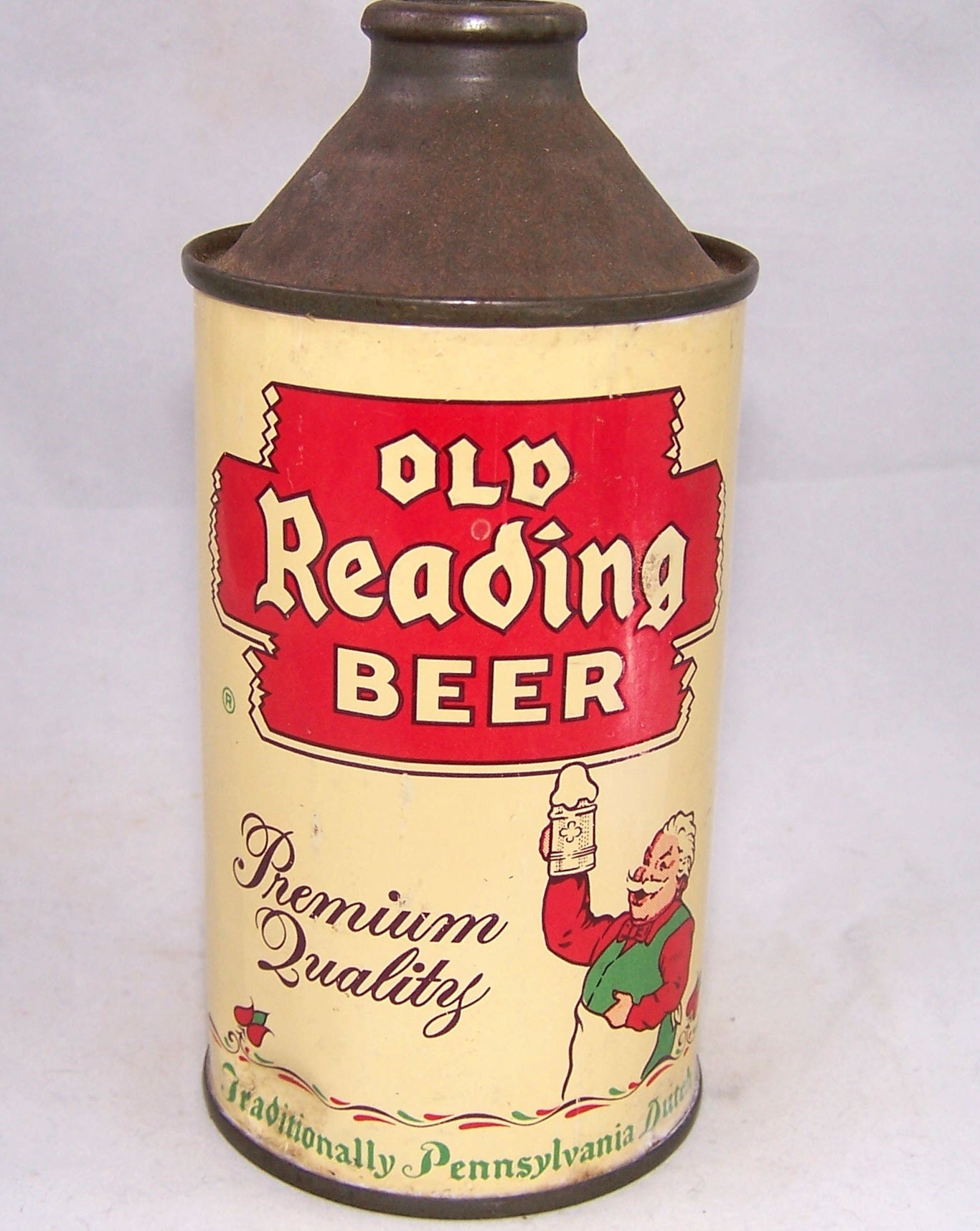 Old Reading Premium Quality Beer, USBC 176-32, Grade 1  Sold on 11/01/17