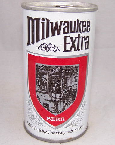 Milwaukee Extra Straight Steel Test Can, USBC 217-05, Grade 1/1+