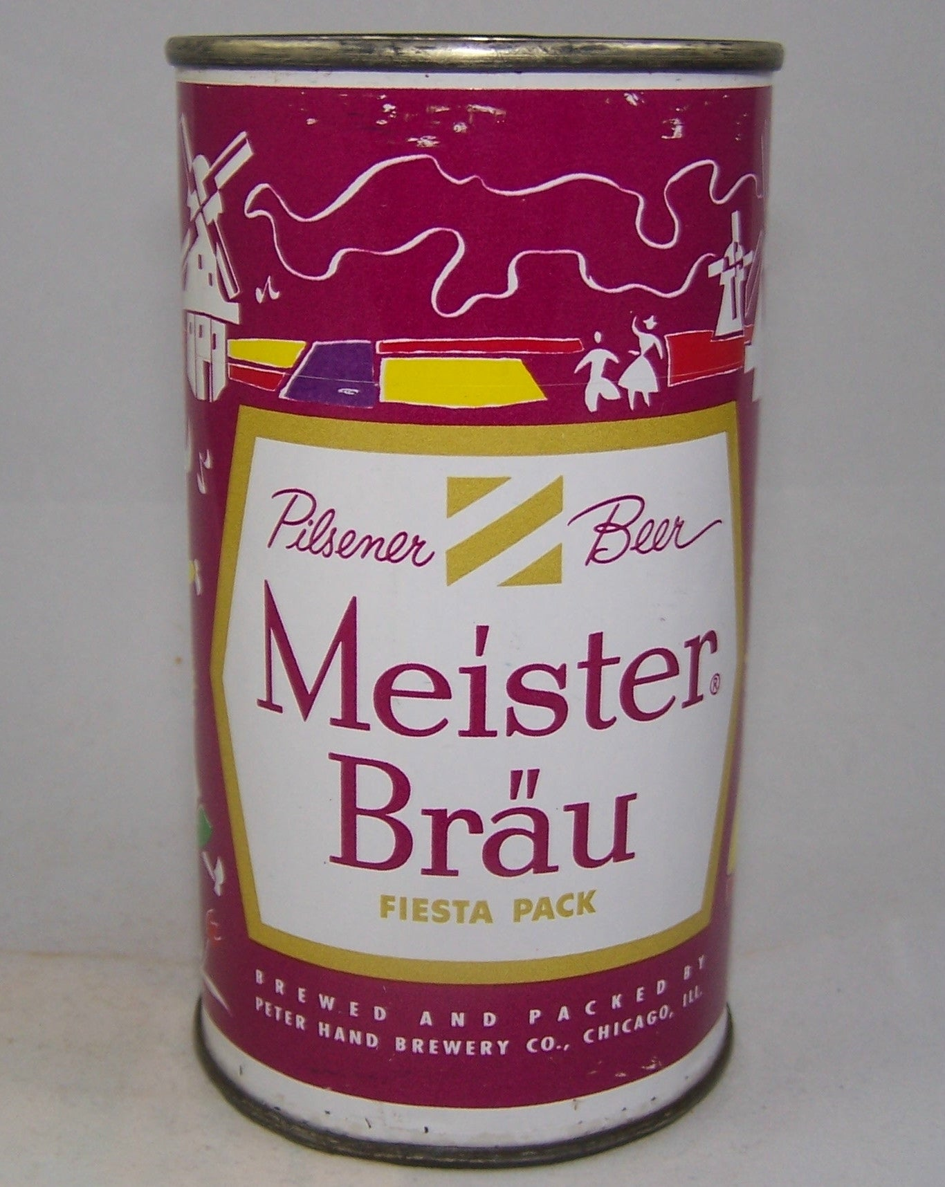 Meister Brau Country Can (Holland) USBC 97-06, Grade 1 to 1/1+ Sold 10/23/15