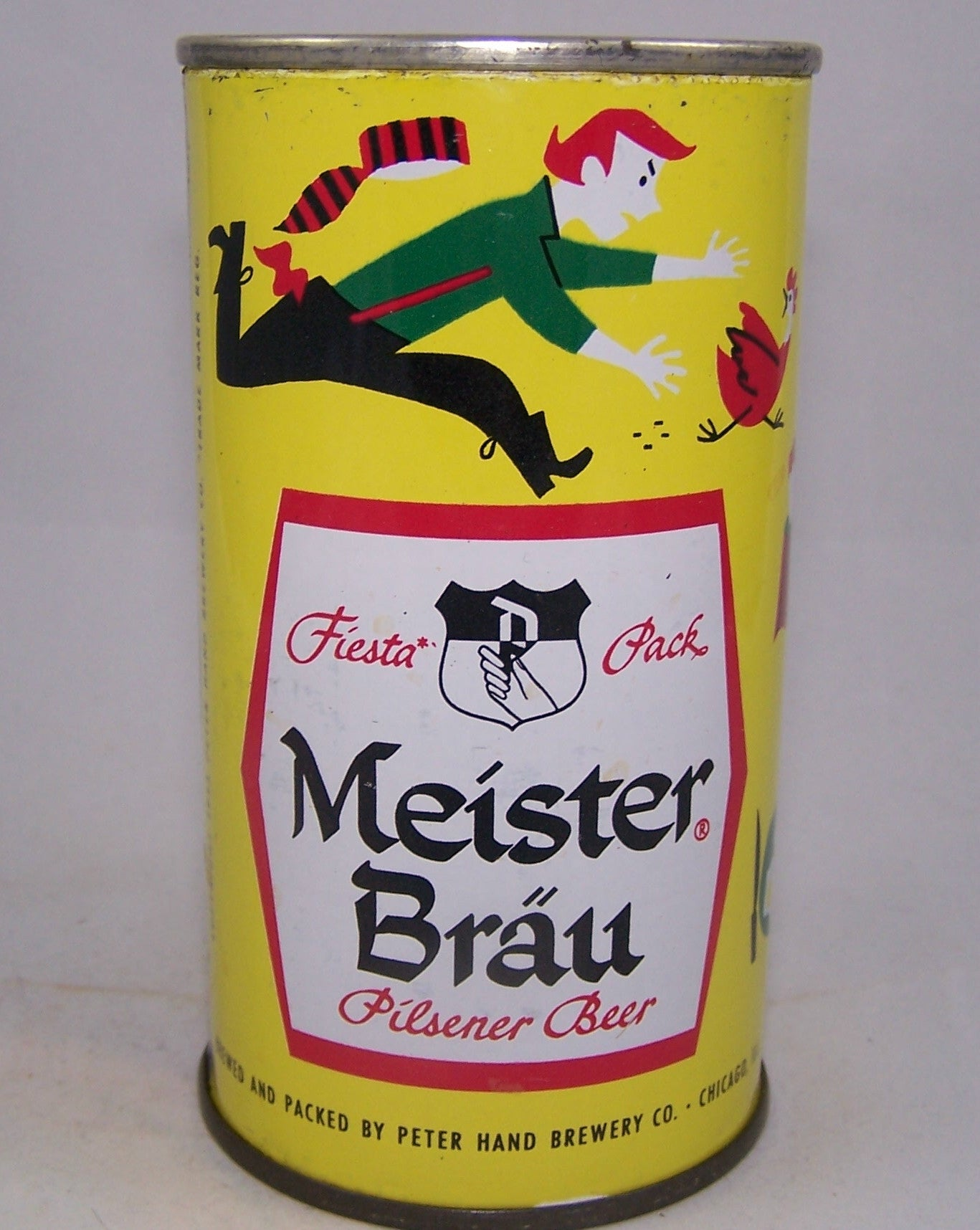 Meister Brau Beer (P In Hand) USBC 97-32, Grade 1 Sold on  6/18/16