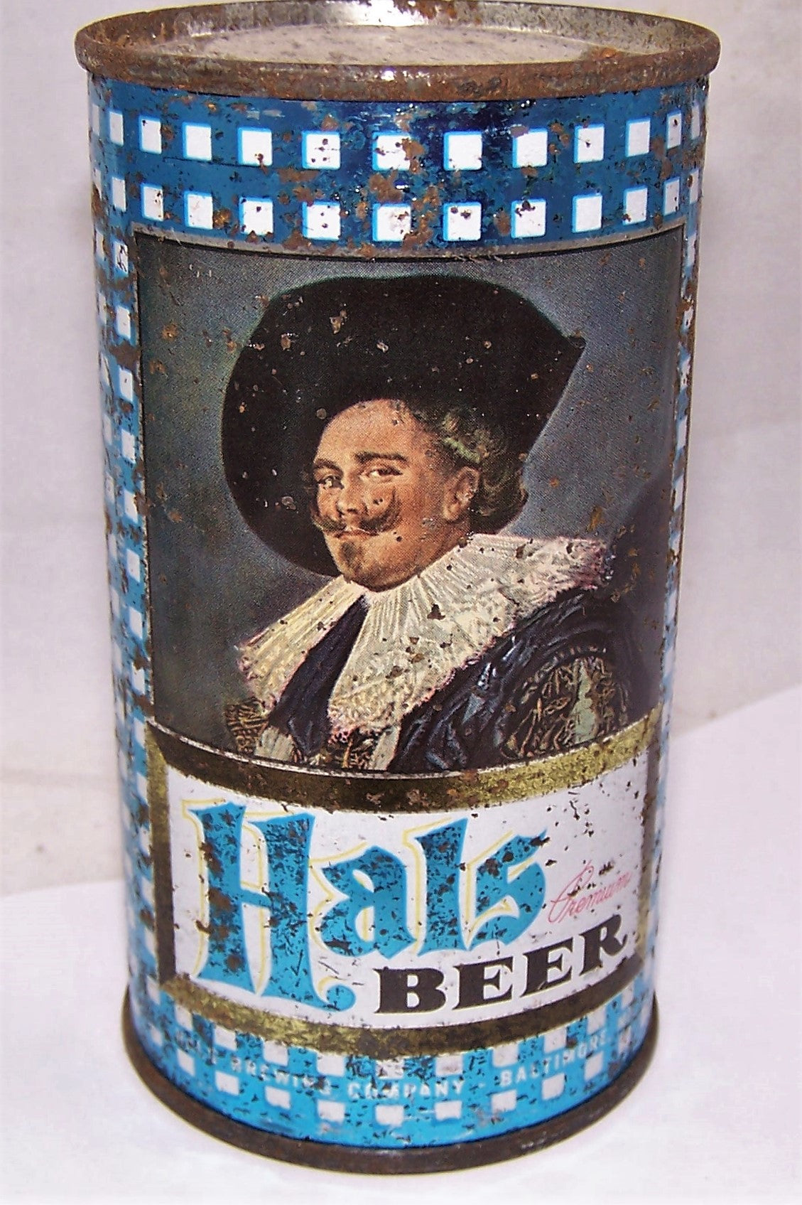Hals Beer, All original, Grade 2+ Can.