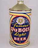 Du Bois Famous Light Beer, USBC 206-18, Grade 1 to 1/1+ Sold on 11/25/17