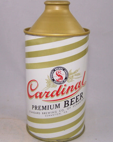 Cardinal Premium Beer, USBC 156-19, Grade A1+ Sold on 12/08/15