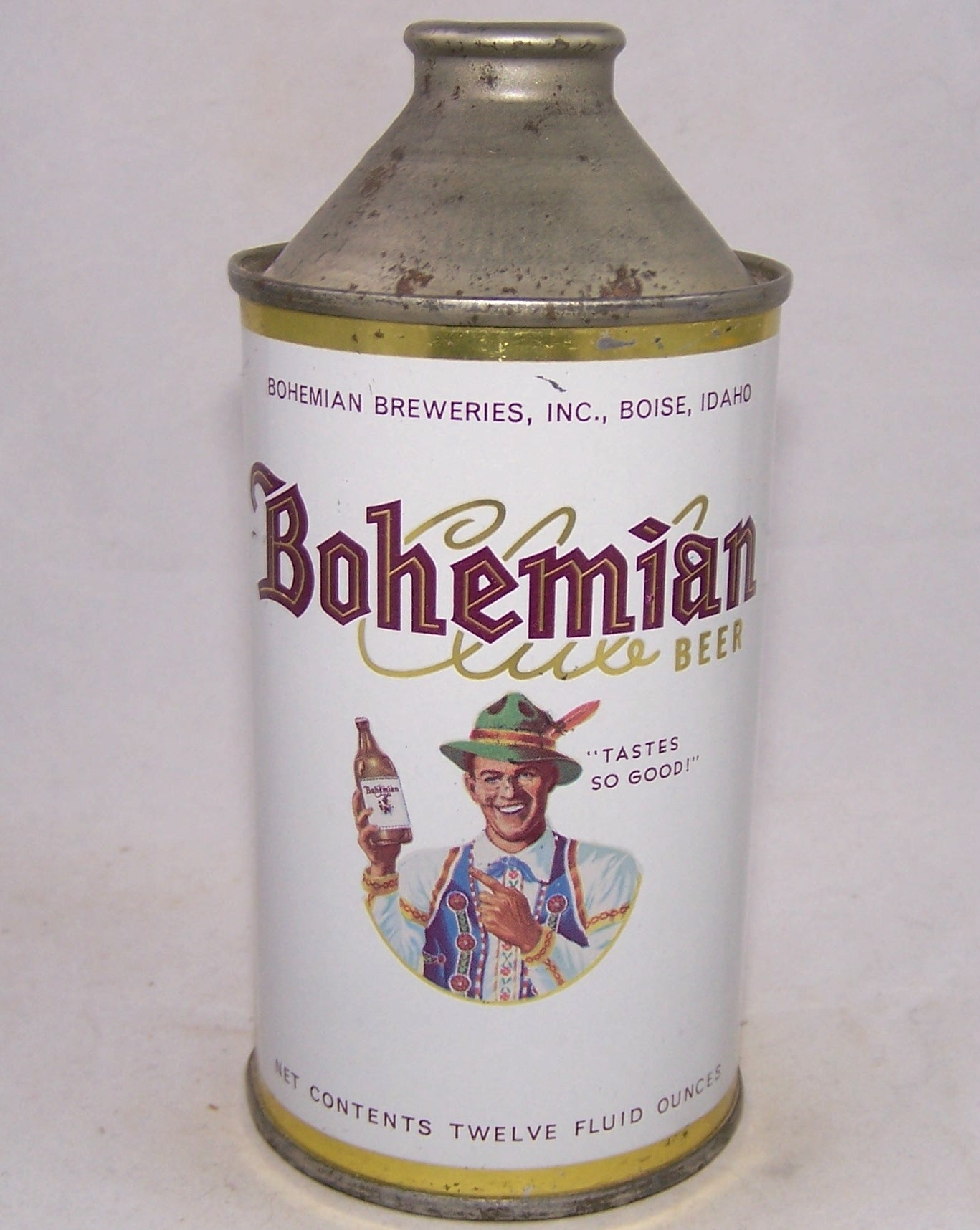 Bohemian Club Beer, USBC 154-03, Grade 1/1+ Sold on 04/05/18