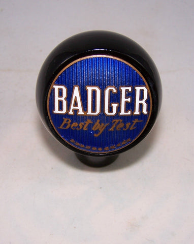 Badger, Best by Test, Tap Markers page 160-1839, Grade 9+ Sold on 02/12/16