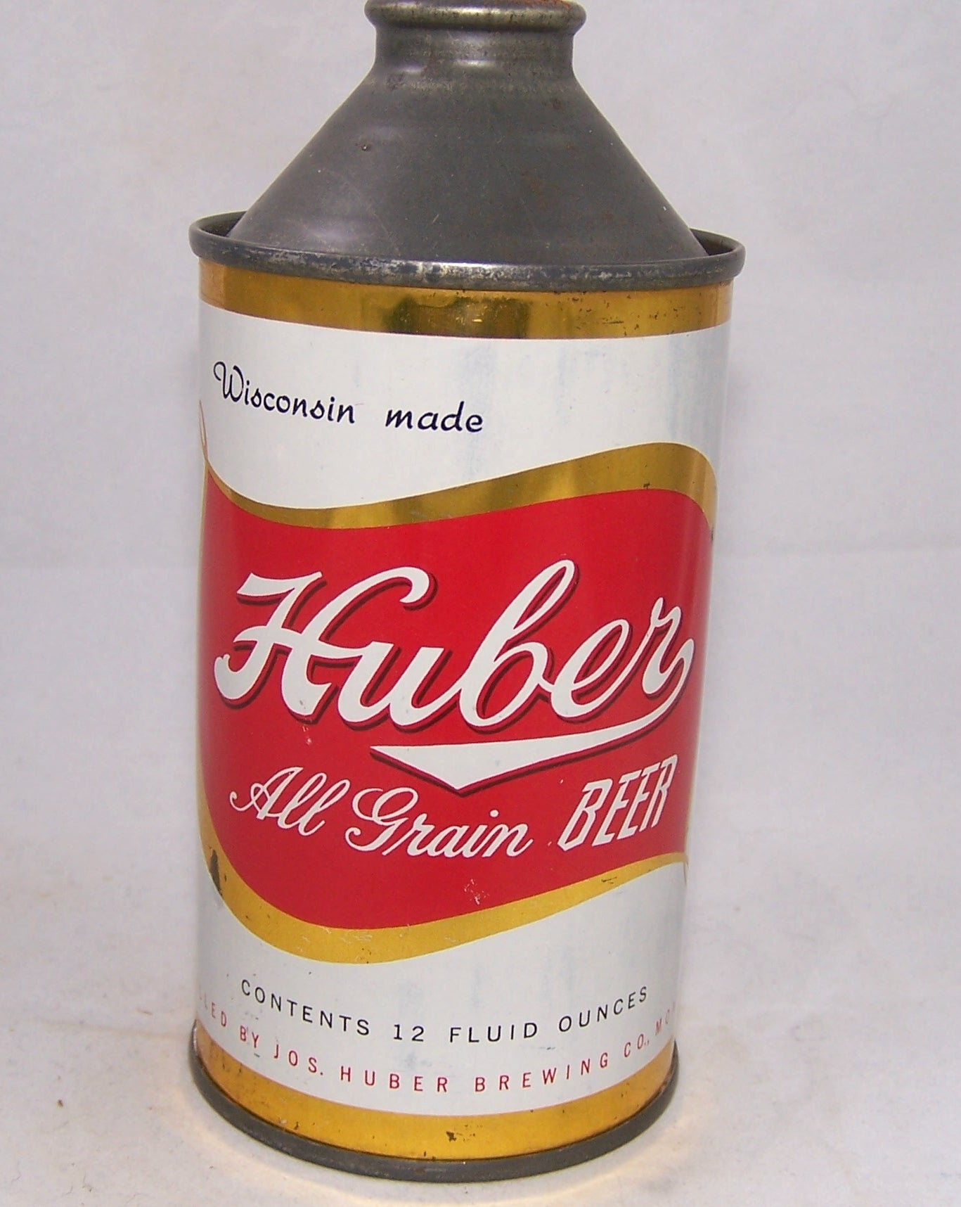 Huber All Grain Beer, USBC 169-20, Grade 1/1-