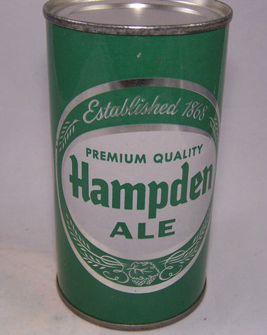 Hampden Premium Quality Ale, (Light Green) USBC L 79-36, Grade 1/1+ Sold on 11/08/15