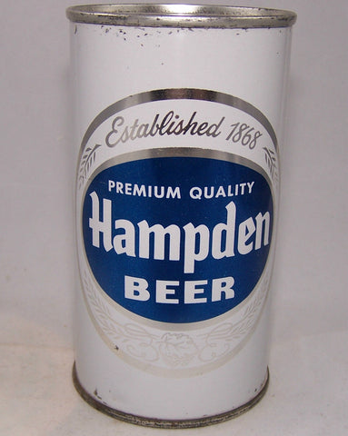 Hampden Premium Quality Beer, (Metallic) USBC 80-02, Grade 1 Sold on 11/08/15