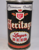 Heritage Lager Beer, (Chicago) USBC 81-34, Grade 1