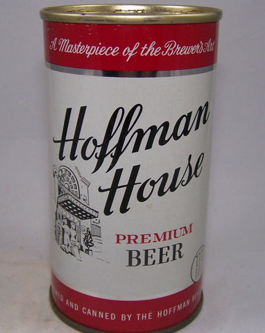 Hoffman House Premium Beer, Silver Trim USBC 82-31, Grade 1 to 1/1+