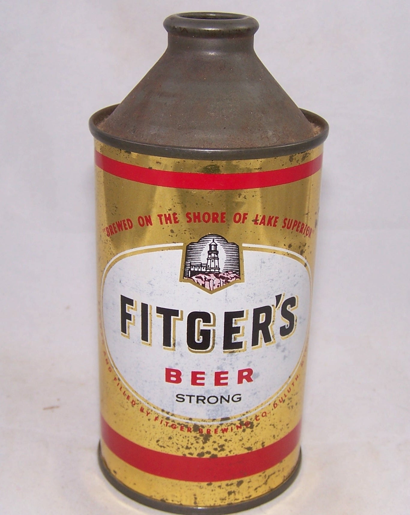 Fitger's Strong Beer, USBC 162-23, Grade 1- Sold on 11/05/18