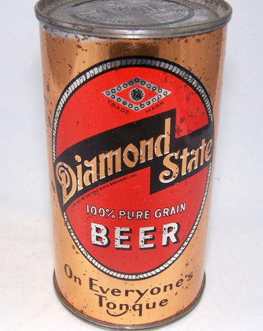 "Daimond State Beer ""On Everyone's Tongue"", USBC 53-30 and Lilek # 194, Grade 1-"