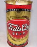 Falls City Beer, Withdrawn Free, USBC 61-26 and Lilek # 256, Grade 1/1+
