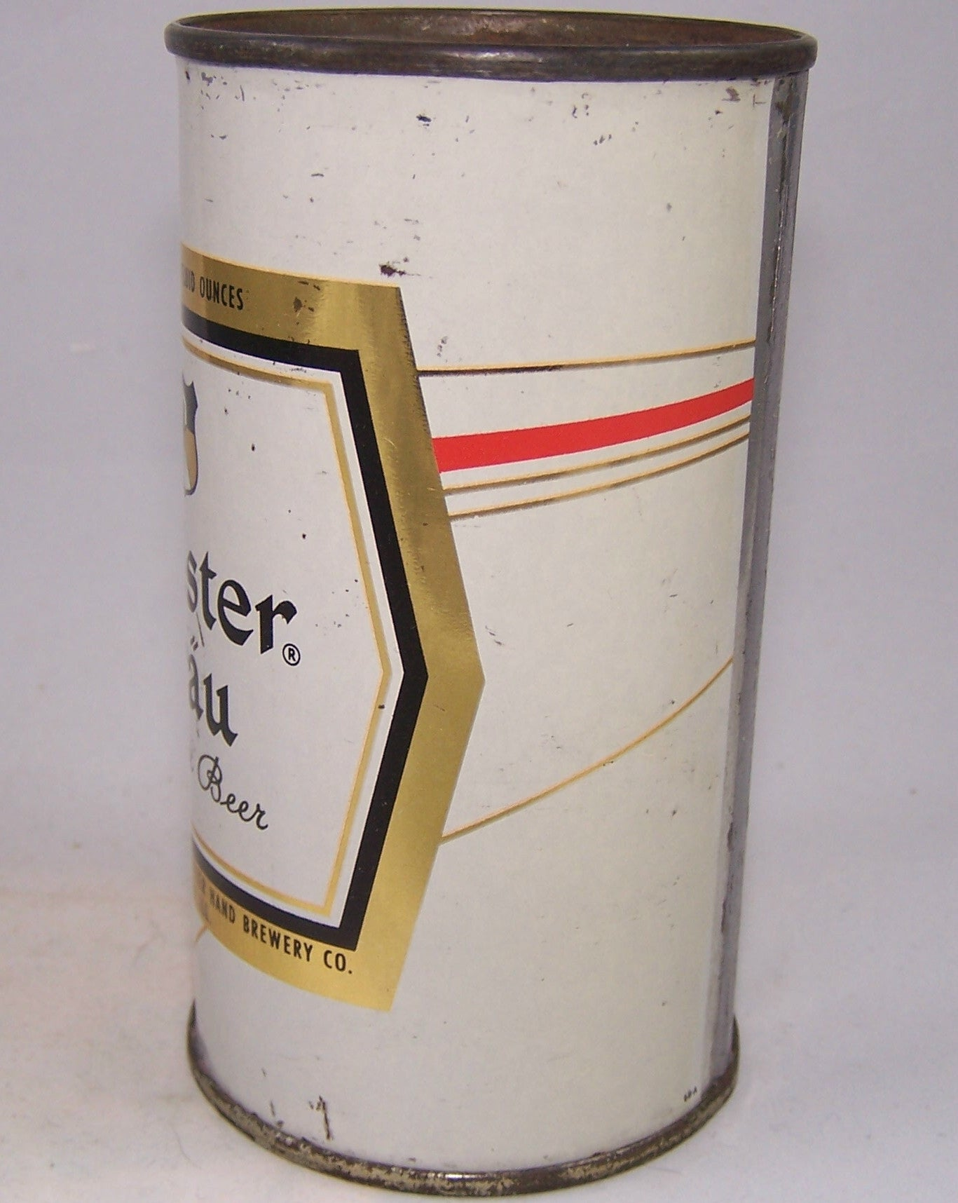Meister Brau Pastel Set can, Art Decco, USBC 98-14, Grade 1/1-  Sold on 12/07/15