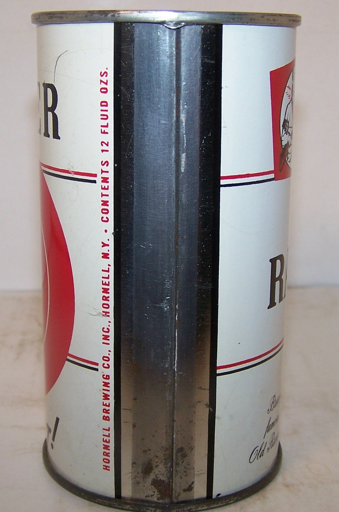 Old Ranger USBC 107-40, rolled can, grade 1/1+ Sold on 4/9/15