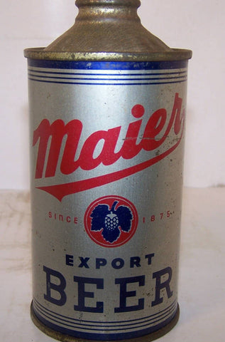 Maier Export Beer Grade 1-  Sold on 11/3/14 Prices trending down