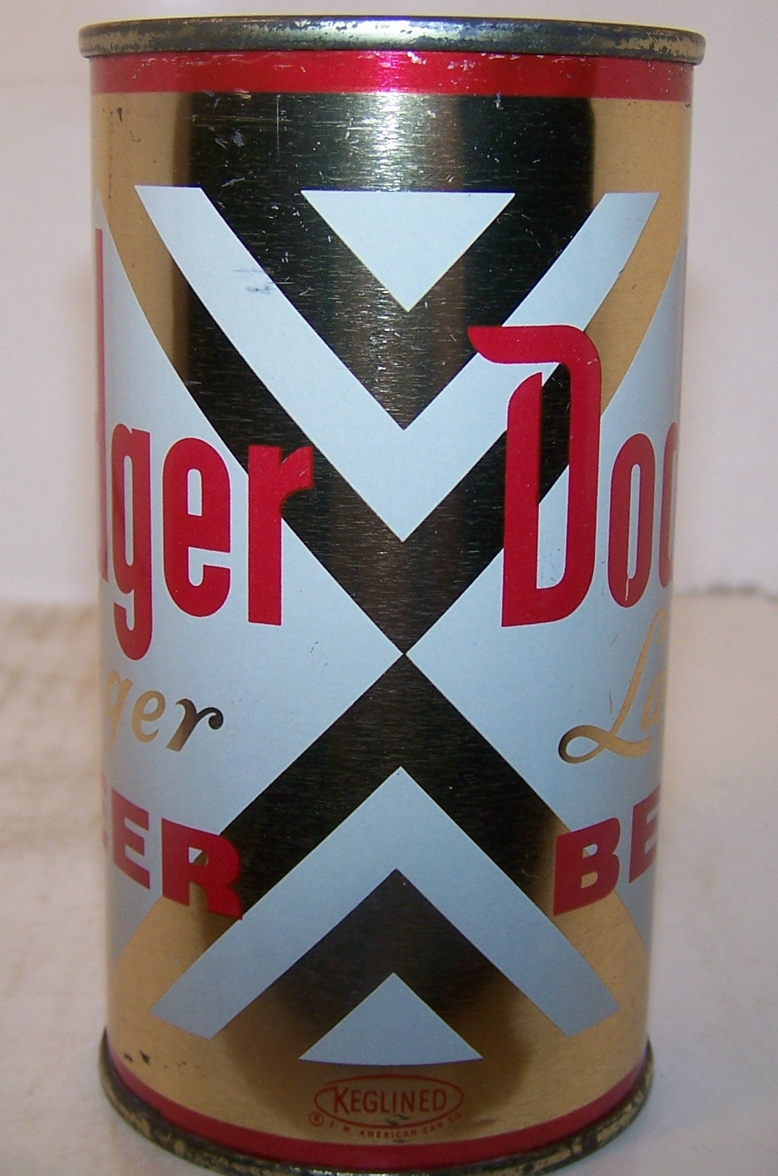 Dodger Southern Brewing USBC 54-19 grade 1/1+ Sold 7/10/15