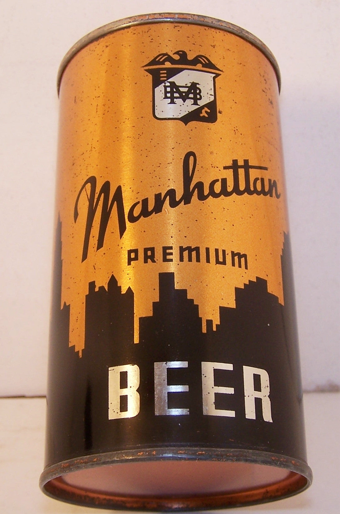 Manhattan Beer Lilek page 517 Grade 1/1- Sold 9/5/15