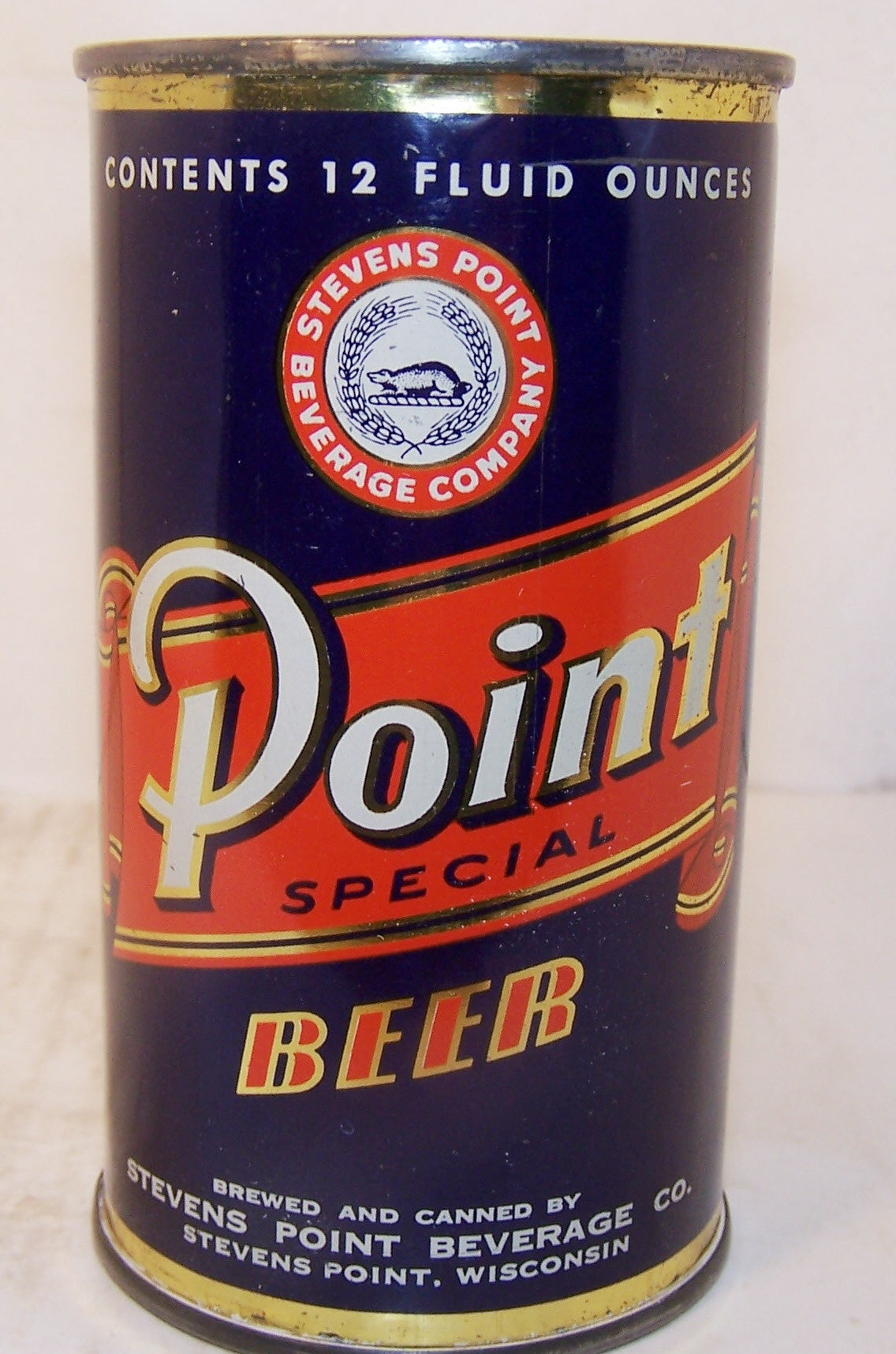 Point Special Beer usbc 116-17 Grade 1/1- Traded on 2/22/15
