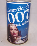 James Bond's 007 Special Blend, (White Stripe) USBC II 82-37, Grade 1