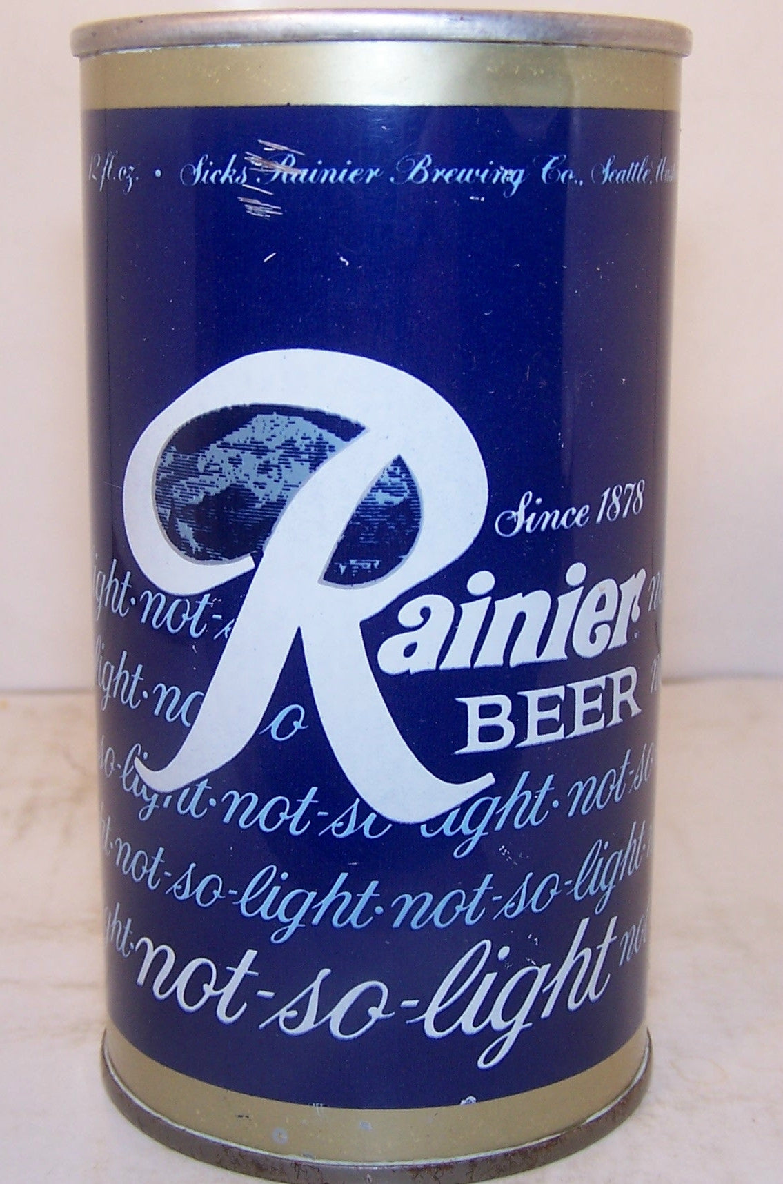 Rainier not-so-light, USBC II 112-11, original, grade 1/1-  Sold in 2016