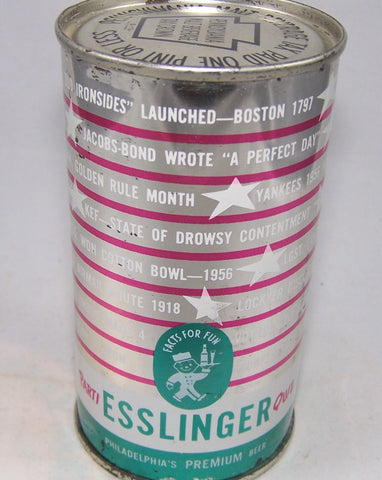 Esslinger Parti Quiz, Set 9, L USBC 60-36, Grade 1 to 1/1+Sold 6/18/16