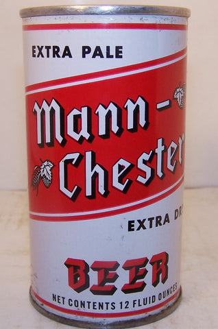 Mann-Chester extra dry beer, USBC II 91-21, grade 1  Sold out