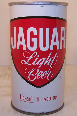 Jaguar Light Beer, USBC II 82-22, original, grade 1 Sold on 12/16/15