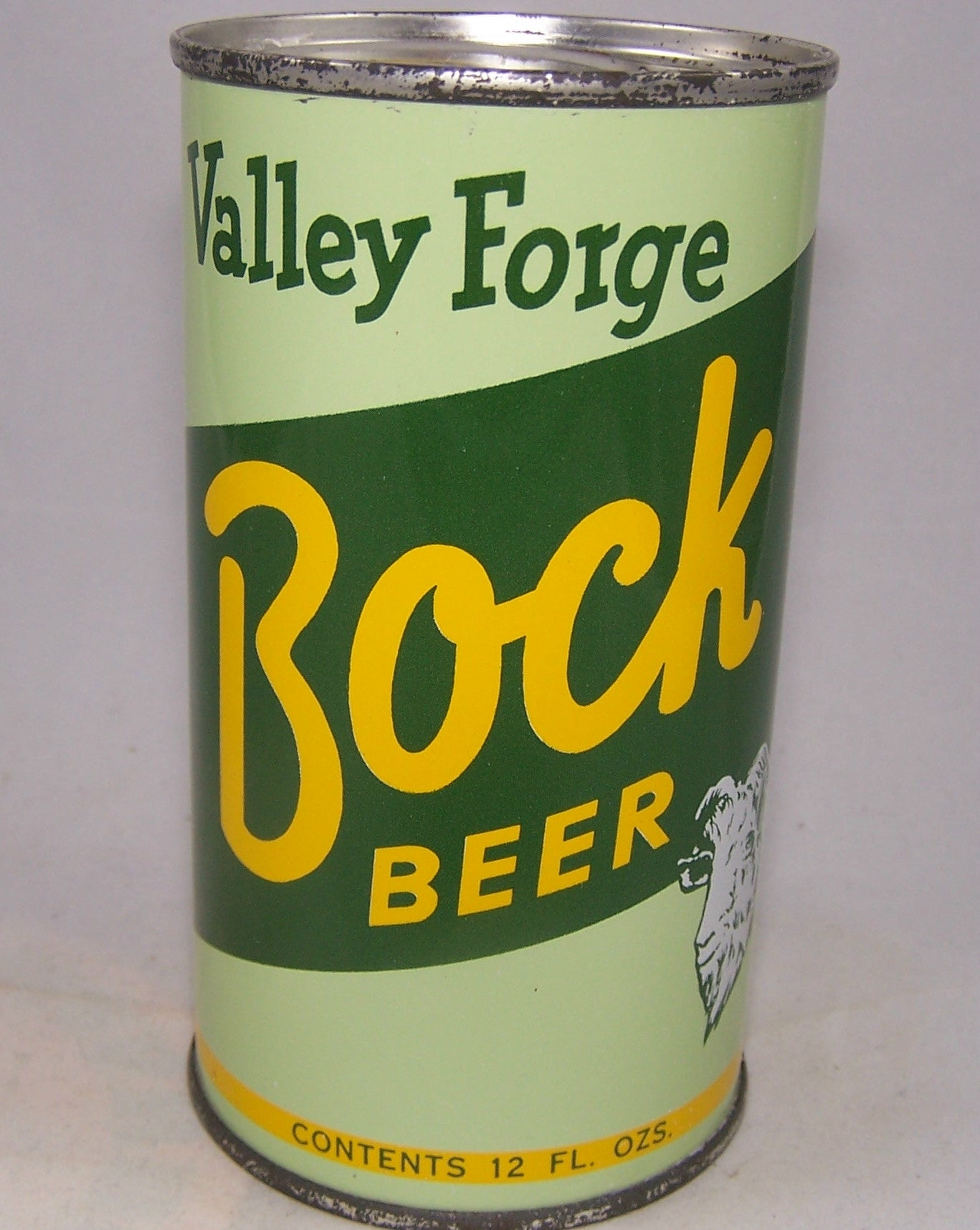 Valley Forge Bock Beer, USBC 143-11, Grade A1+ Traded