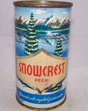 Snowcrest Beer, (Arizona) USBC 134-27, Grade 1- Sold on 08/31/18