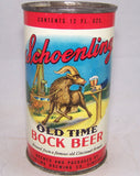 Schoenling Old Time Bock Beer, USBC 132-03, Grade 1/1+ Sold on 03/10/18