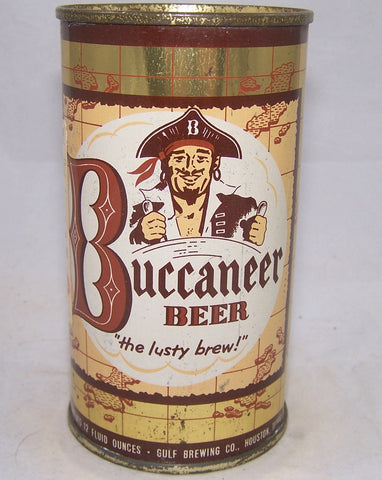 "Buccaneer Beer ""The Lusty Brew"" USBC 43-04, Grade 1/1- Sold on 02/23/18"