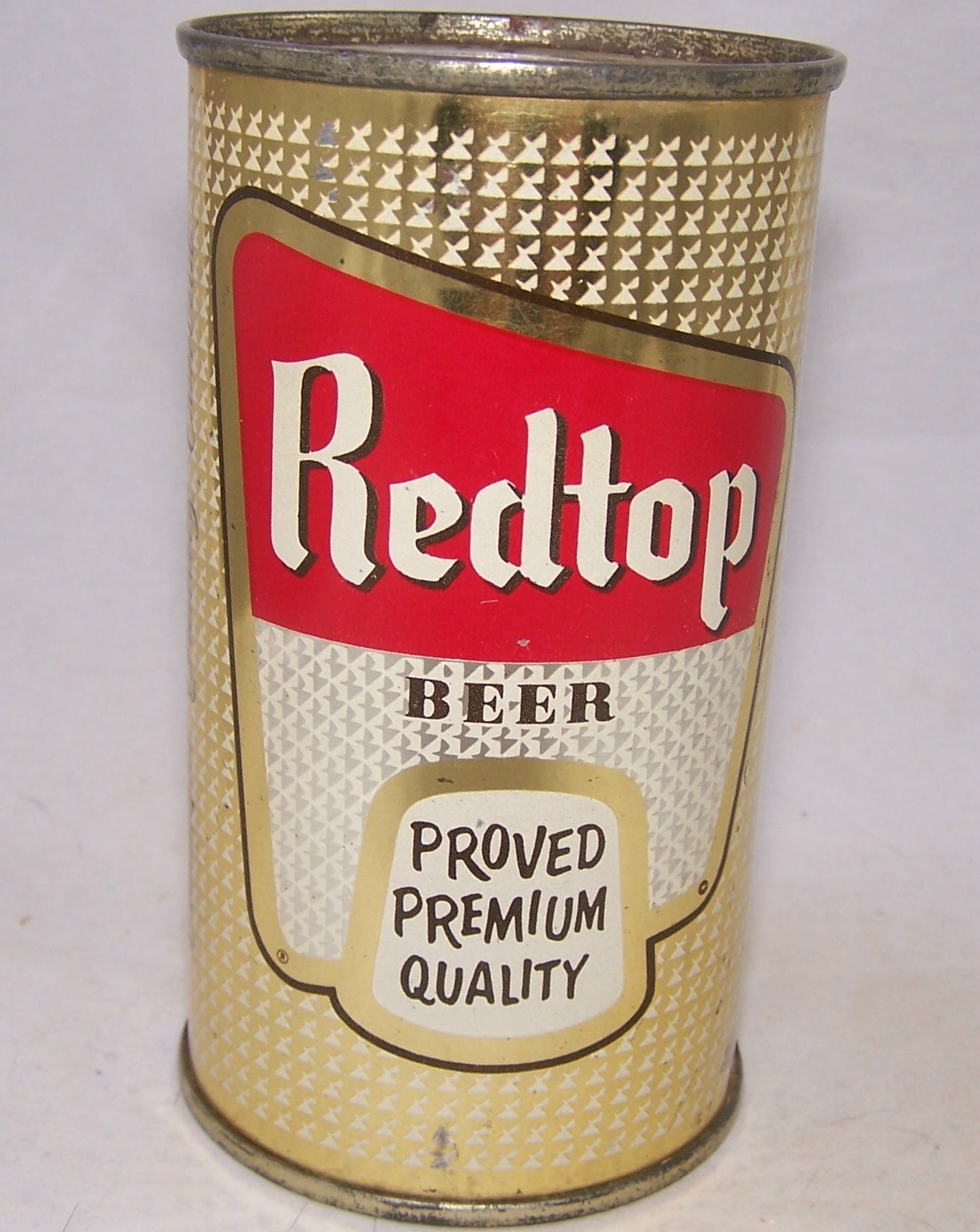 Redtop Beer (Proved Premium Quality) USBC 119-30, Grade 1/1+Sold 2/23/18