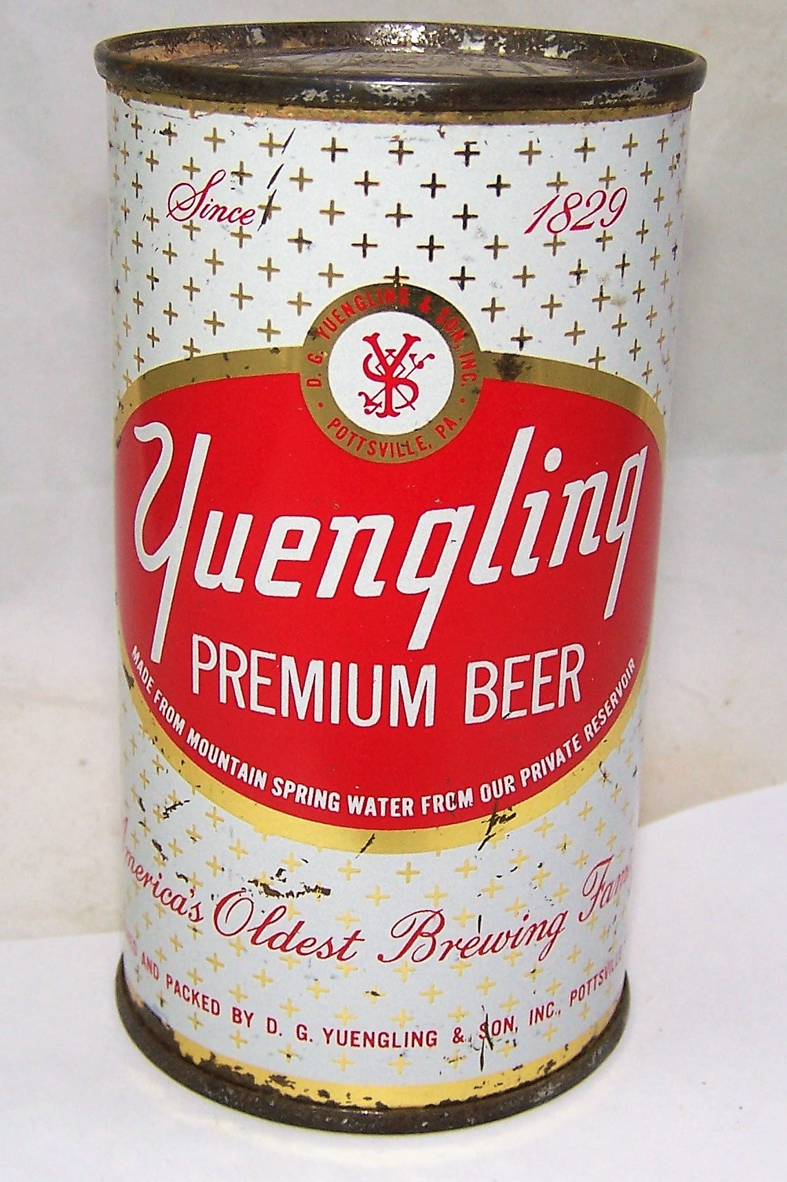Yuengling Premium Beer, USBC 147-07, Grade 1- Sold on 11/12/19