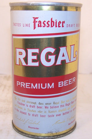 Regal Premium Beer USBC 113-20, original, grade 1 Sold 2/10/15