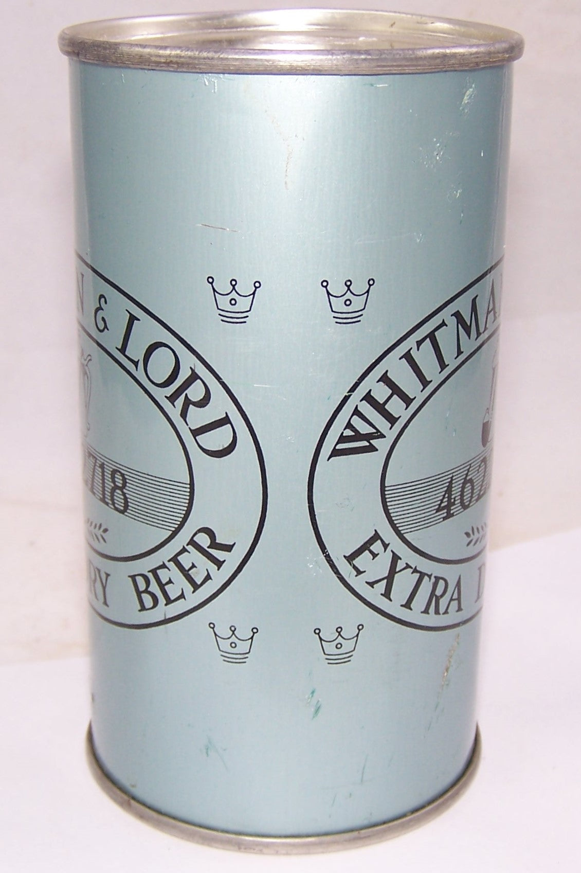 Whitman & Lord Extra Dry Beer, USBC 145-19, Grade 1/1-