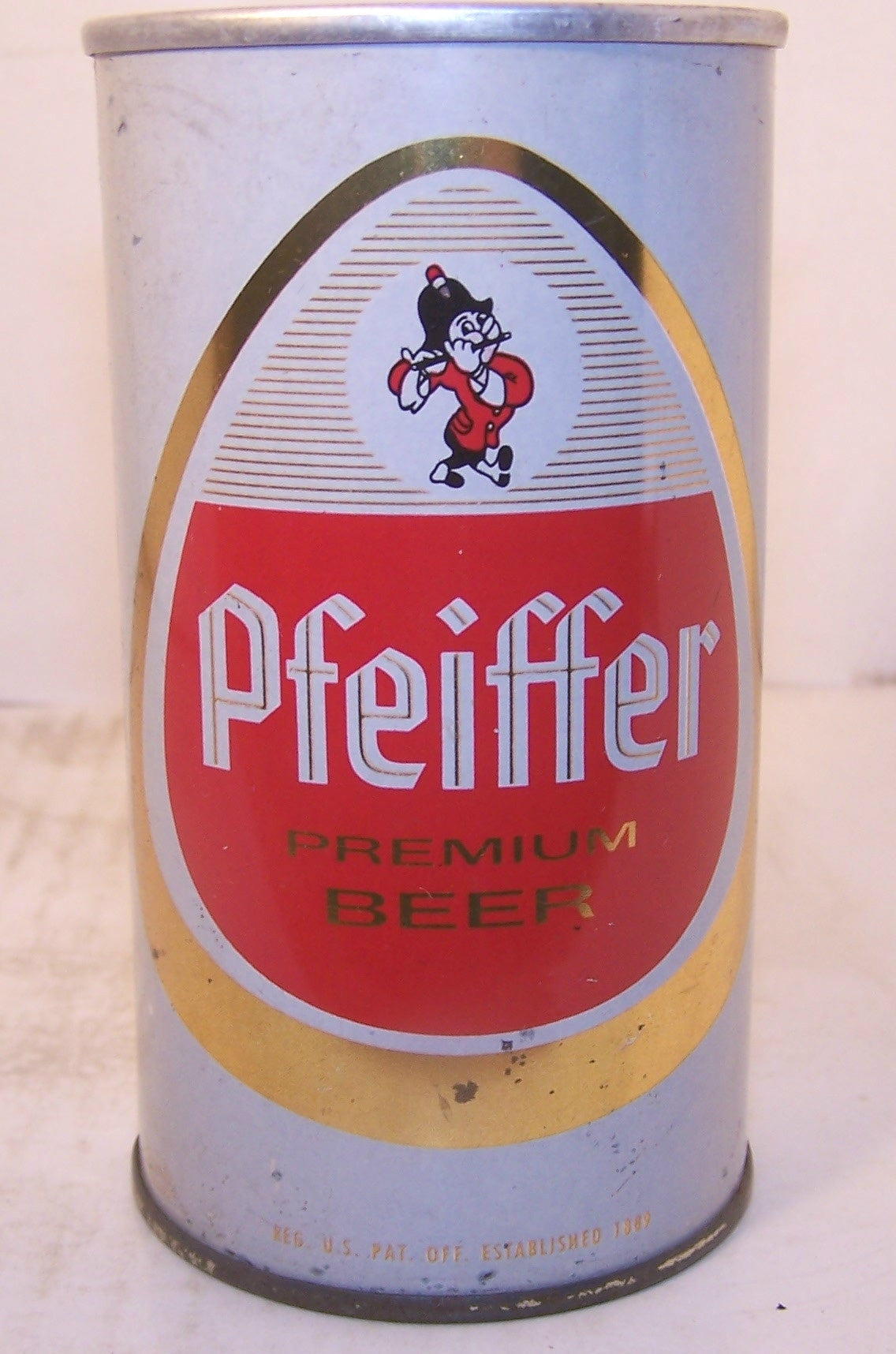 Pfeiffer premium beer, USBC II 108-15, grade 1 Sold on 5/11/15