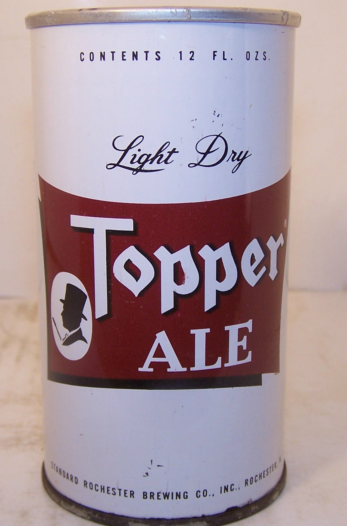 Topper Ale, USBC II 130-33, original, grade 1/1+  Sold on 2/15/15