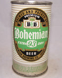 Bohemian 93 Extra Dry Beer, USBC 40-19, Grade A1+ Sold on 02/16/18