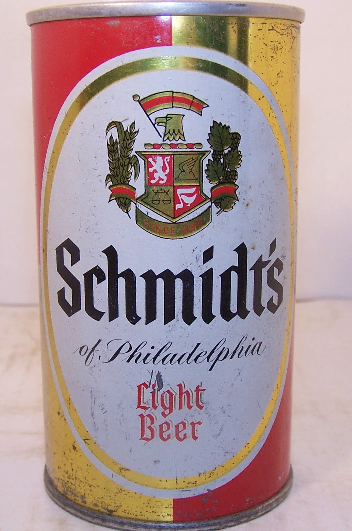Schmidt's of Philadelphia, USBC II 122-24, grade 1- sold on 4/8/15