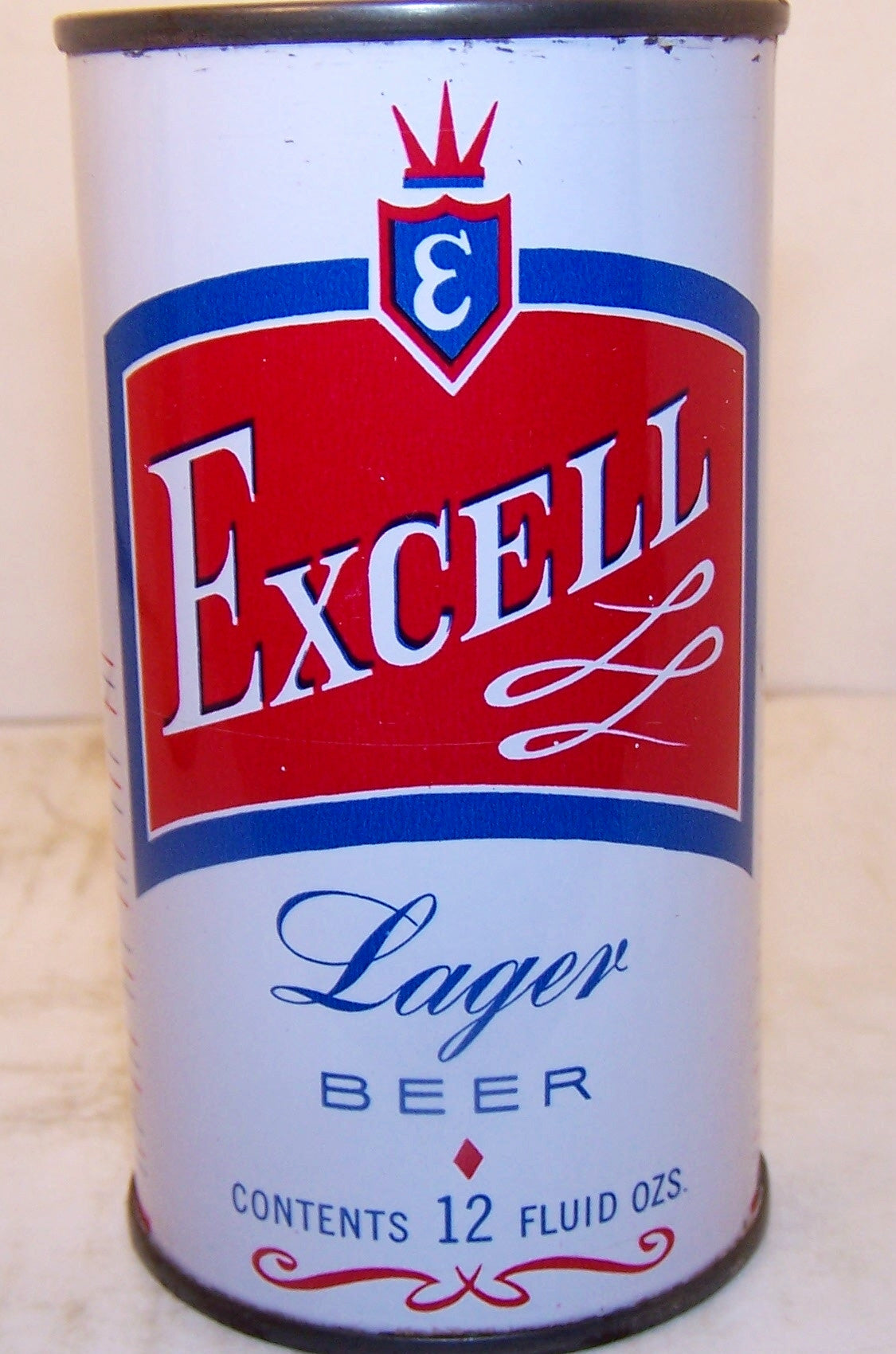 Excell Lager Beer, USBC 61-14, grade 1  Sold  12/18/14