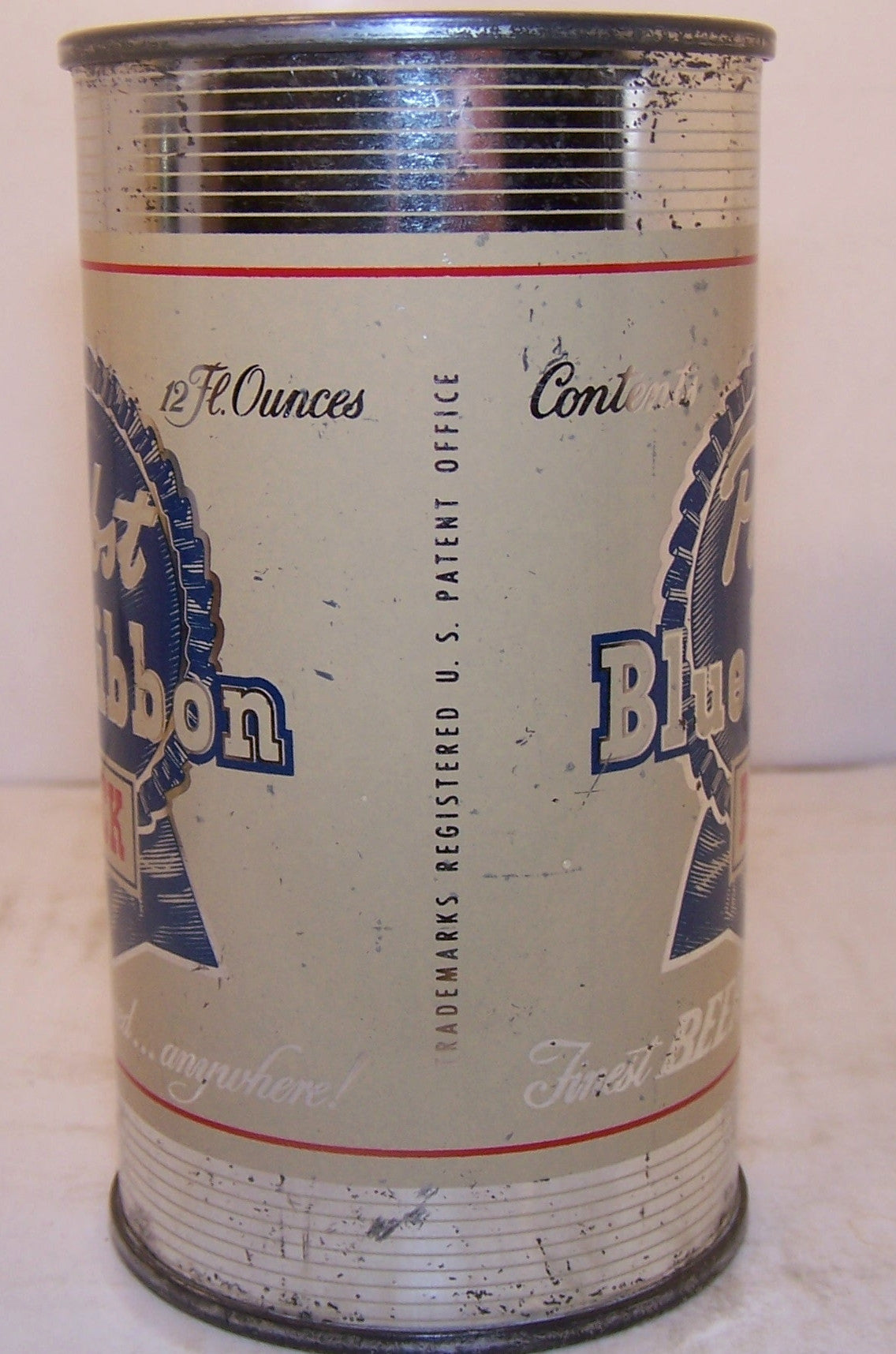 Pabst Blue Ribbon Bock, USBC 112-6, grade 1/1- Sold on 11/20/14