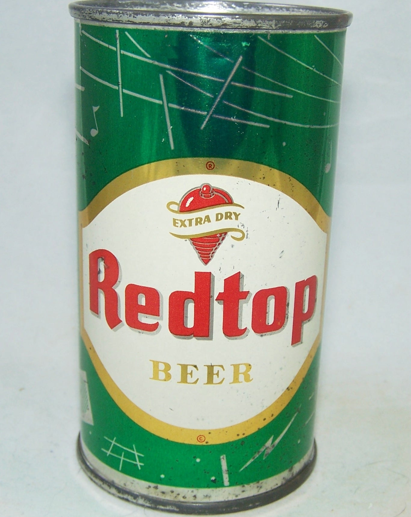 Red Top Beer (Radio) USBC 120-14, Grade 1/1- Sold on 04/06/18