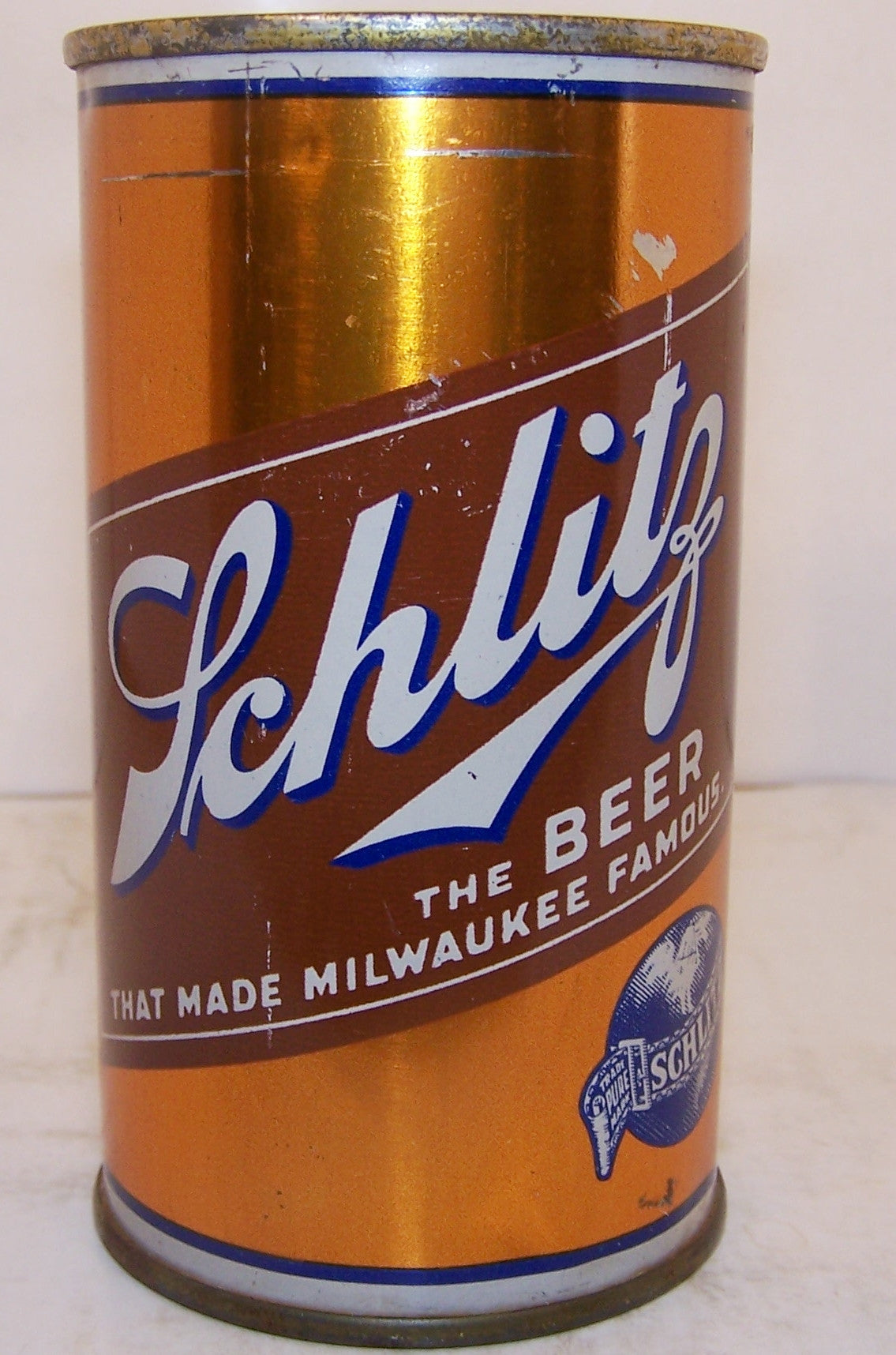 Schlitz Beer, USBC 129-15, all original, grade 1/1- Sold on 6/24/15