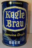 Kegle Brau Genuine Draft, USBC 245-5 Grade 1 Sold 2/28/15