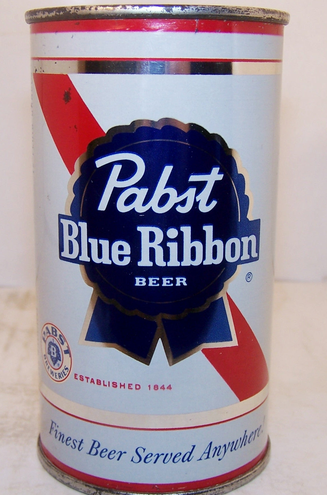 Pabst Blue Ribbon Beer, USBC 111-40 Grade 1/1+ - Sold 11/19/14