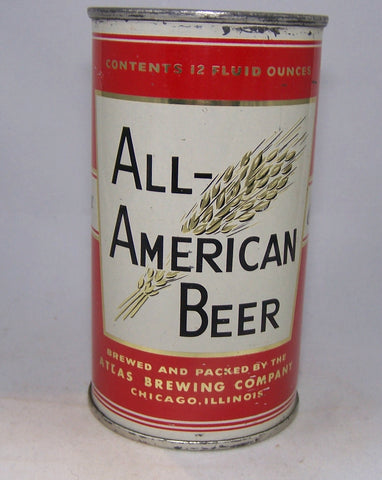 All- American Beer, USBC 29-25, Grade 1 Sold out