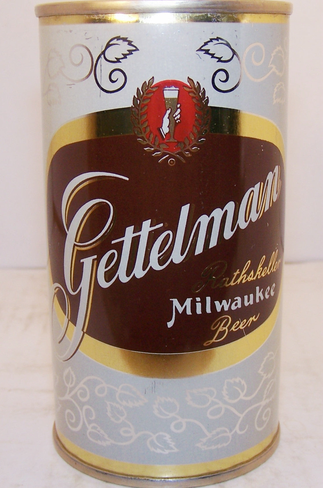 Gettelman Rathskeller Beer, USBC 69-4, Grade 1/1+ Sold 4/15/15