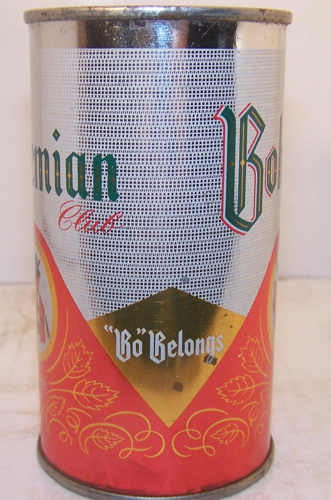 Bohemian Club Beer, USBC 40-31, Grade 1 to 1/1+ Sold 5/3/15